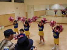 JR博多シティ 屋上つばめの杜ひろば キッズダンス発表会