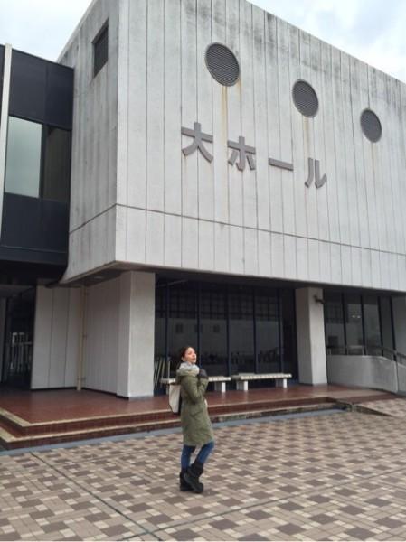 今年の会場はココ!!「ももちパレス」大ホール!!
