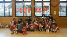 クリスマスのご報告と新年へ!!