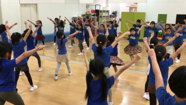 伊都 土曜 チア ジャンプ&ジュニア(1~4年生)