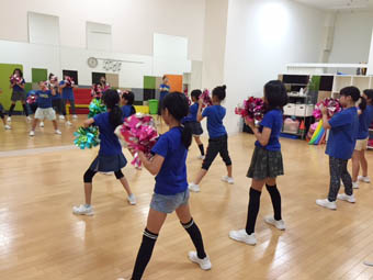 ☆アクシオンジュニアダンス第2期応募始まりました!!☆
