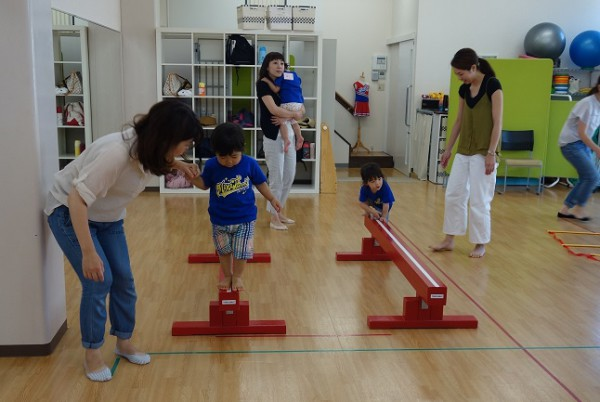 親子で運動!ファニットクラス