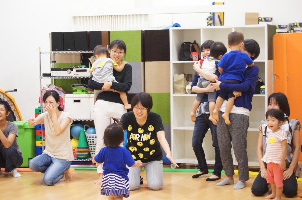 伊都校に【2歳親子クラス】開講☆☆
