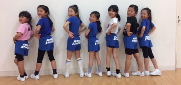 FUNNIT STARS 2017年度レッスンスタート!!