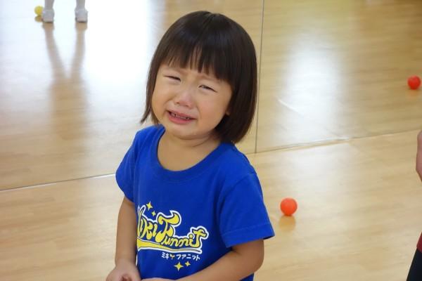 2歳半からのチアダンスクラス☆母子分離レッスンの様子