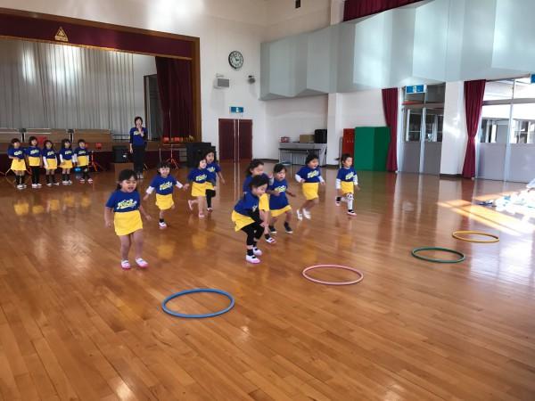 広川幼稚園 チアダンスクラス