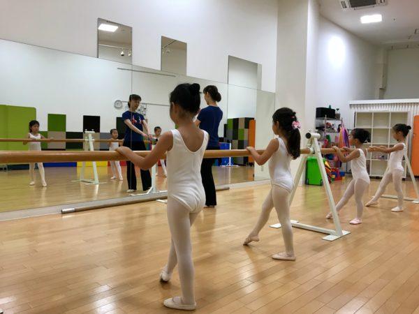 ダンスの基礎、クラシックバレエ