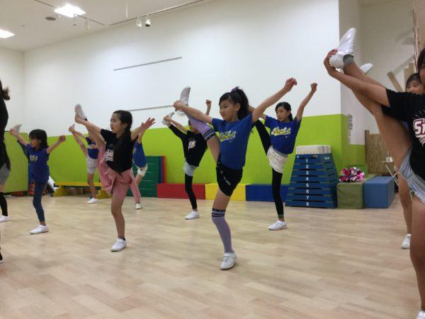 チアダンス ジュニアクラス