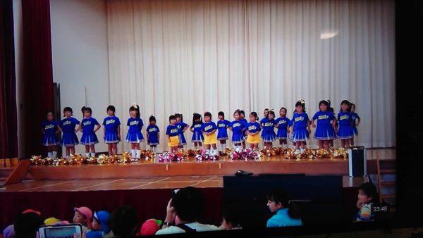 広川&香椎浜 チアダンス外部教室