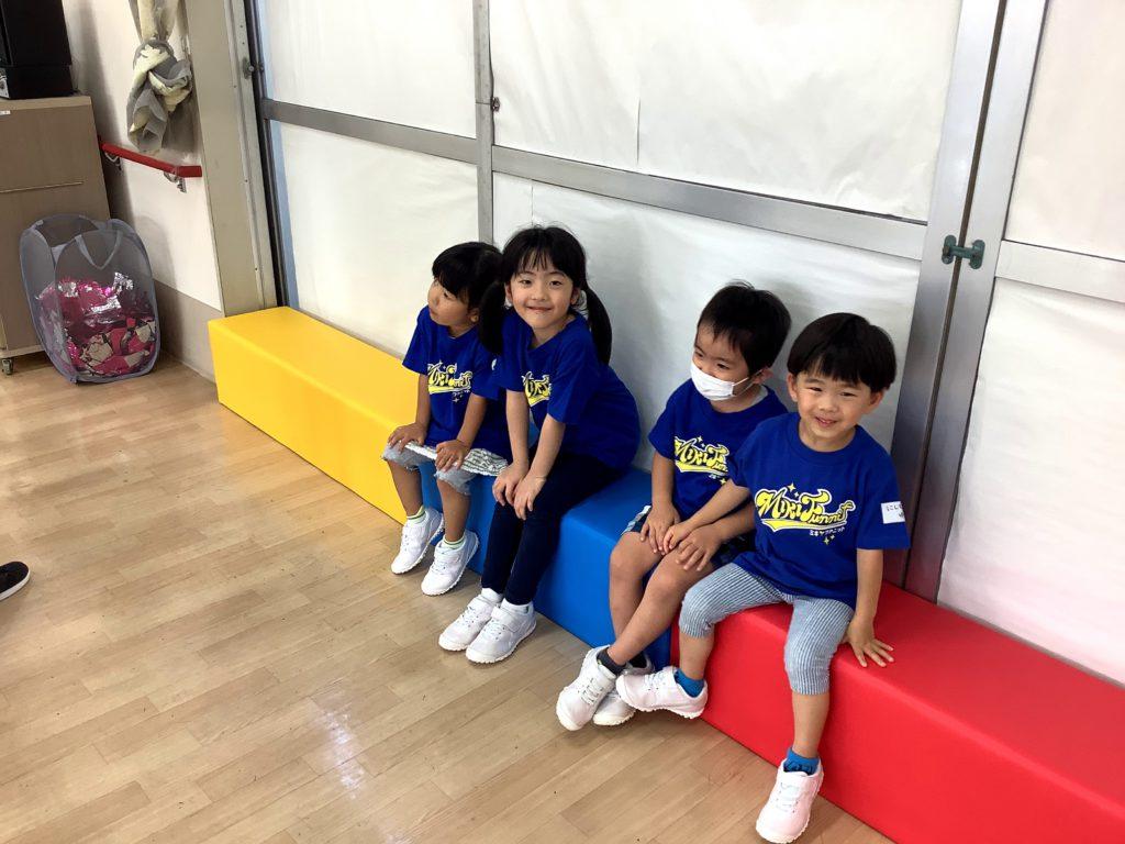 2歳半からの☆東校体育クラス☆