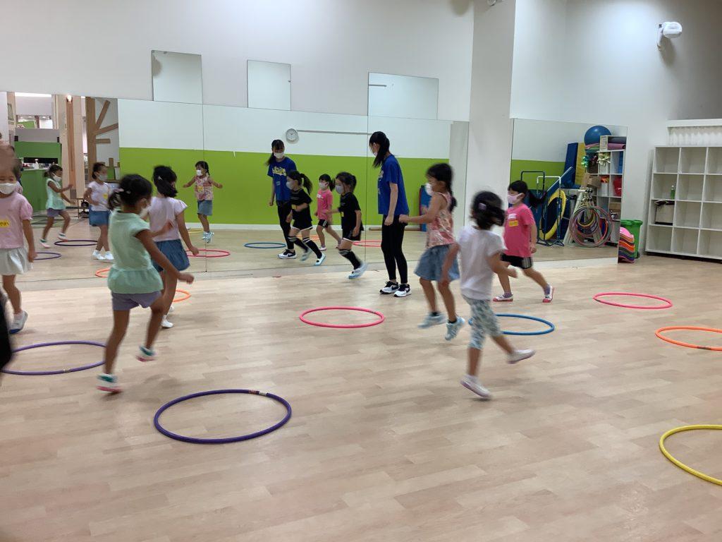 伊都校「夏のチアダンス短期教室」無事終了しました!