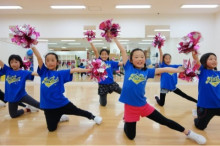 アクシオン福岡でチアダンス&ヒップホップクラスが開講します!!