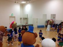 【スタジオにクマさん!?クマさんと一緒にファニット動物体操!】