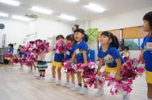 姪浜 2歳半からのチアダンス!