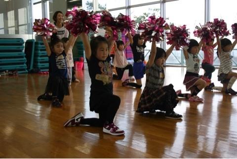 ☆アクシオン福岡ジュニアダンスクラスも発表会頑張ります!☆