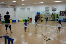 ☆夏の短期体育教室盛り上がっています@原スタジオ☆