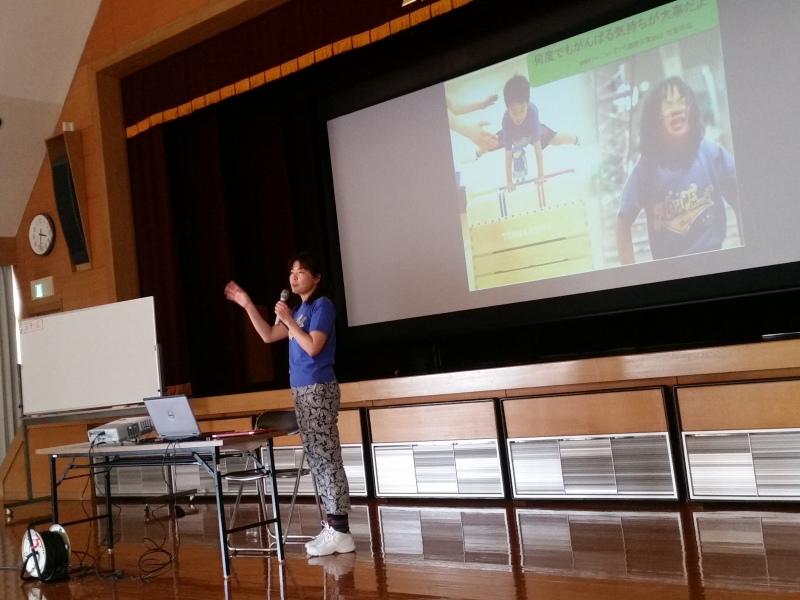 中国・天津さくら幼稚園で指導をしてきました!
