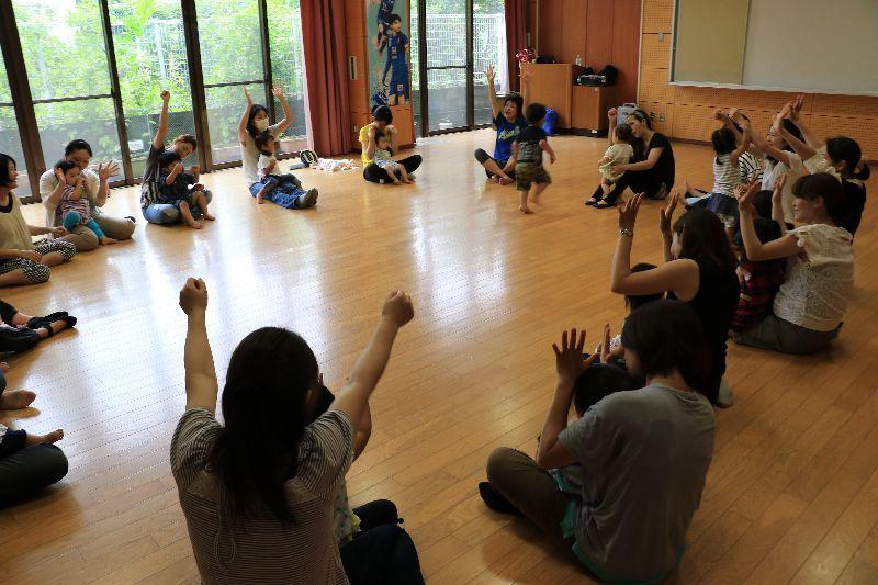賀茂公民館 親子教室へ行ってきました